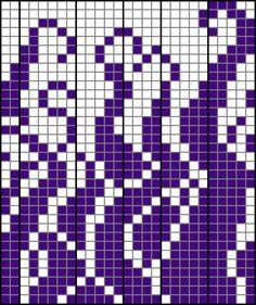 Minecraft Quilt, Minecraft Ideas, Loom Patterns, Crochet Patterns, Pixel Art, Fair Isle Chart, Dory, Pixel Pattern, Tapestry Crochet