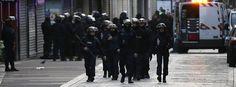 Dos terroristas muertos durante una operación policial en París