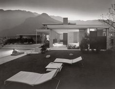 Kaufman House designed by Richard Neutra