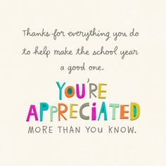 Thank A Teacher Quotes, Teacher Encouragement Quotes, Thank You Poems, Message For Teacher, Teacher Gifts, Thank You Greetings, Principal Appreciation, Teacher Appreciation Quotes, Thank You To Coworkers