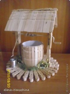 Crazy DIY Clothespin Projects for Reuse Home Crafts, Diy And Crafts, Craft Projects, Crafts For Kids, Arts And Crafts, Wooden Clothespin Crafts, Wooden Clothespins, Popsicle Stick Crafts, Craft Stick Crafts