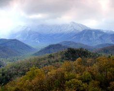 Great Smoky Mountains National Park, Tennessee/North Carolina