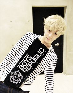 Su Woong #BoysRepublic #kpop
