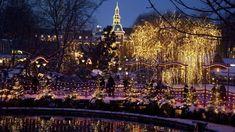 Bellezze sottozero: le città più suggestive d'inverno