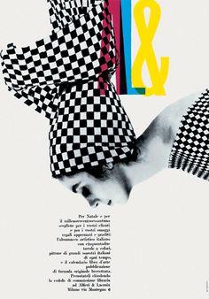 Franco Grignani - Advertisement for Alfieri & Lacroix, 1961