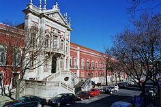 Palacio de Bemposta Lisboa