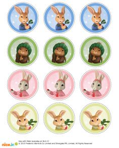 http://www.nickelodeonparents.com/peter-rabbit-cupcake-toppers/