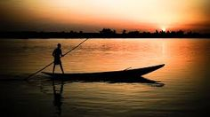 river sunset - Google Search