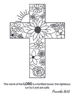 Resultado de imagem para desenhos de cruz p pintar e