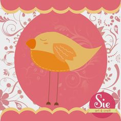 Sie - Art & Craft: Mundo Ilustrado ♥ Tweety, Arts And Crafts, Fictional Characters, Illustrations, Art And Craft, Fantasy Characters, Craft