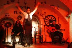 Flamenco dance at Ca