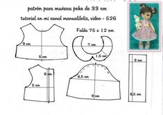 Fabric Doll Pattern, Fabric Dolls, Disney Silhouettes, Doll Tutorial, Couture, Doll Face, Crafts, Angeles, Patterns