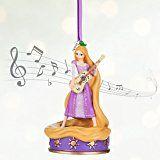 Disney Rapunzel Singing Sketchbook Ornament 2016