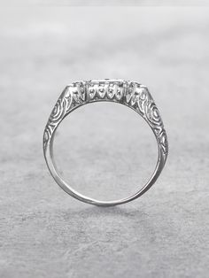 Empress Diamond Baguette Ring Sterling Silver Name Necklace, Mens Silver Necklace, Mens Silver Rings, Silver Earrings, 925 Silver, Silver Jewelry Cleaner, Silver Jewelry Box, Boho Jewelry, Jewlery