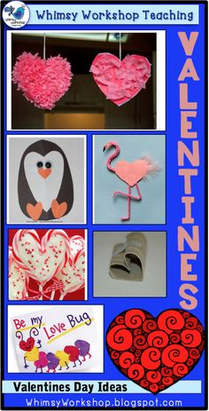 Here's a collection of my FREE classroom project picks this year! Whimsy Workshop Teaching