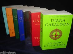 One of the best historical romance series I have ever read.  Diana Gabaldon's Outlander series..