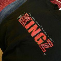 My brand. Cotton Kingz.