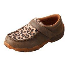 Moc Toe Twisted X Infant Boys/' Driving Moc Shoes ICA0009