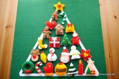 Adventskalender-Advent-Kalender-Kind-Kleinkind-Filz-Figuren-Tannenbaum-Christbaum-Weihnachtsbaum-Christbaumschmuck-14-Baum-dekorieren