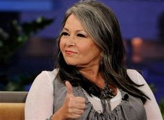 """The thing women have yet to learn is nobody gives you power. You just take it. ""    - Roseanne Barr"