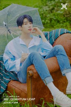 are preparing for their debut on August and day by day they released teaser photos of their members for their debut release, Quantum Leap. Here are the teaser photos of the members. Korean Boy Bands, South Korean Boy Band, Yohan Kim, Quantum Leap, Debut Album, K Idols, Pop Group, Teaser, Mini Albums