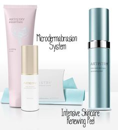 Artistry Skin Care: Microdermabrasion and Intensive Peel Review ~ 15 Minute Beauty Fanatic
