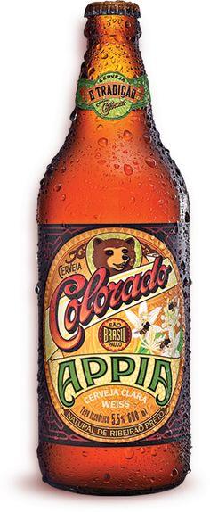 Cerveja Colorado Appia / Estilo: Honey Wheat Ale