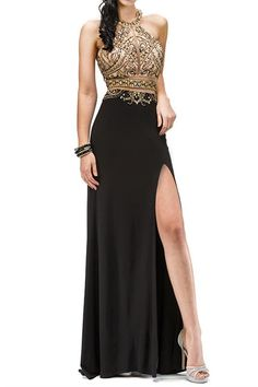 Shop Dancing Queen prom dresses homecoming, cocktail, wedding, formal & evening dresses 2020 at Couture Candy. Discover dancing queen bridal ball gowns, mermaid dresses & more. Gold Formal Dress, Gold And Black Dress, Gold Prom Dresses, Prom Dresses Two Piece, Grad Dresses, Two Piece Dress, Gold Dress, Homecoming Dresses, Bridesmaid Dresses