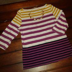 Selling this Ann Taylor LOFT striped top in my Poshmark closet! My username is: savysass. #shopmycloset #poshmark #fashion #shopping #style #forsale #Ann Taylor #Tops