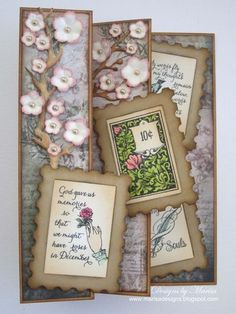 Card designed by Marisa Job using Sept 2012 Amazing Paper Grace exclusive stamps and dies
