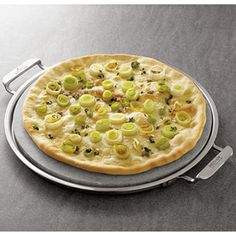 Shop All-Clad Bakeware Pizza Stone Kit at CHEFS.