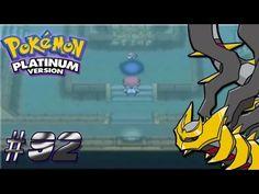 Pokemon Platinum Walkthrough Part 92: Turnback Cave!
