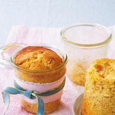 ESSEN & TRINKEN - Mais-Mandel-Kuchen im Glas Rezept