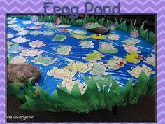 Frog Pond Craft/Display