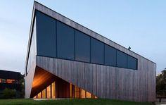 Aireys House di Byrne Architects, lo sguardo puntato verso il mare