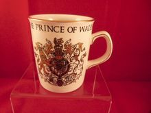Royalty Commemorative Mug Prince of Wales Investiture 1969. $29