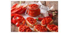 Egy ütős paprikakrém recept Vegetables, Food, Veggies, Essen, Vegetable Recipes, Yemek, Meals