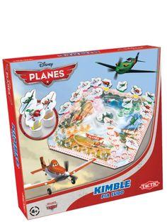 Lennätä koneesi Lentsikat-Kimblessä ympäri pelilautaa nopeammin kuin muut, ja saatat olla suuren kilpalennon voittaja! Kimble on lautapelien klassikko, joka viehättää lapsia sekä aikuisia. Pelin säännöt ovat yksinkertaiset, mutta pelaaminen ei koskaan ole tylsää! 4+