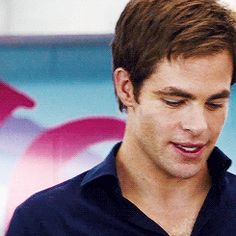 Chris Pine (This Means War)