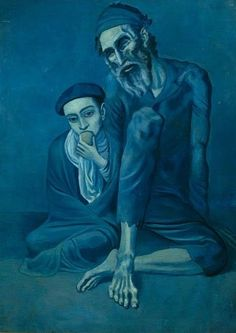Mendiant et enfant (1903)