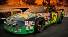 The DAYS OF THUNDER Cole Trickle Mello Yello NASCAR Lumina...Rubbin's Racin'!