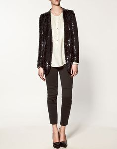 sequin blazers dresses any outfit up