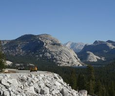 America's Best Drives: Tioga Pass Scenic Byway, California