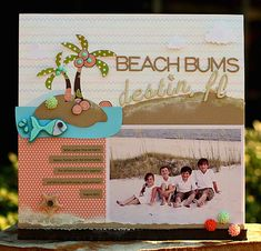 Pebbles Inc: Theme: What I Did This Summer
