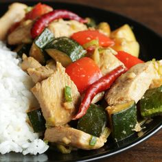Take-Out Style Kung Pao Chicken