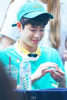 [10.09.16] Busan Fansign Event - MyungJun