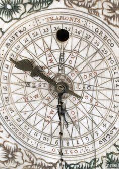 Tablet sundial. Germany, 1701.