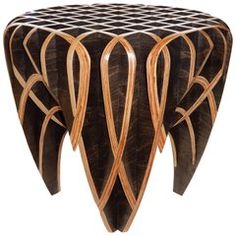 """Squid Side Table from the """"Quarry Collection"""" by Studio Artist, Ryan Dart"""