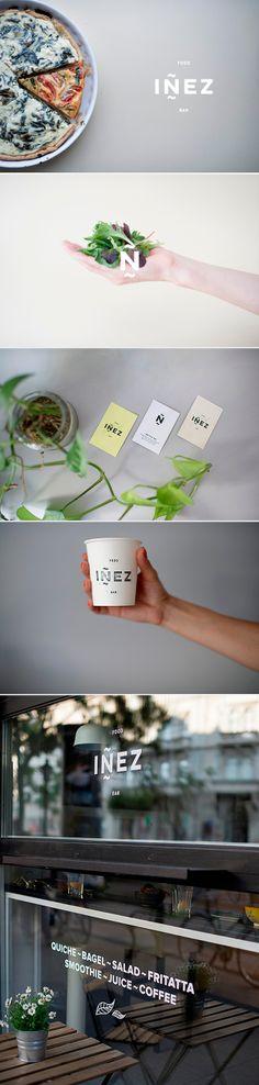 identity / inez bar restaurant