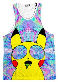 Just dropped on iEDM.com! Hologram Pika Men... Check it out here: http://iedm.com/products/hologram-pika-mens-tank-ready-to-ship?utm_campaign=social_autopilot&utm_source=pin&utm_medium=pin